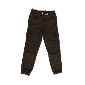 Cat & Jack boys gray jogger cargo pants 12